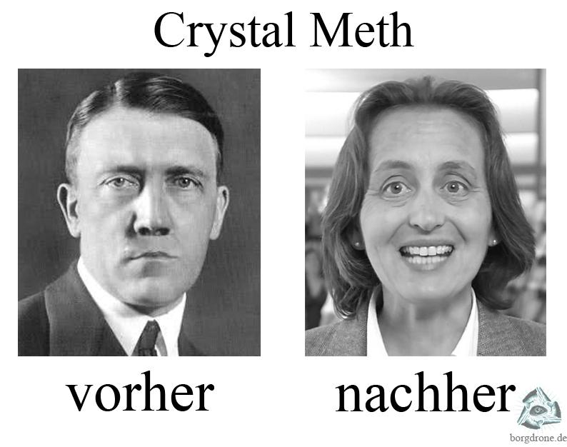 Crystal Meth Vorher Nachher